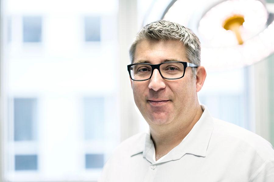 Dr. Axel Krause Chirurgie Thoraxchirurgie Gesundheitszentrum Enns